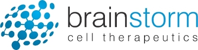 Brainstorm, Cell, Therapeutics, Logo