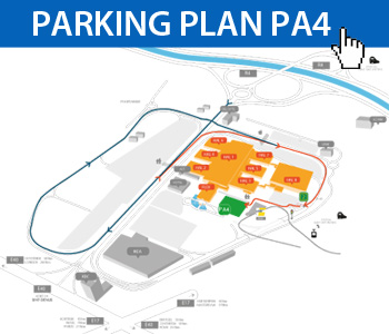 Parking Flanders Expo Plan PA4